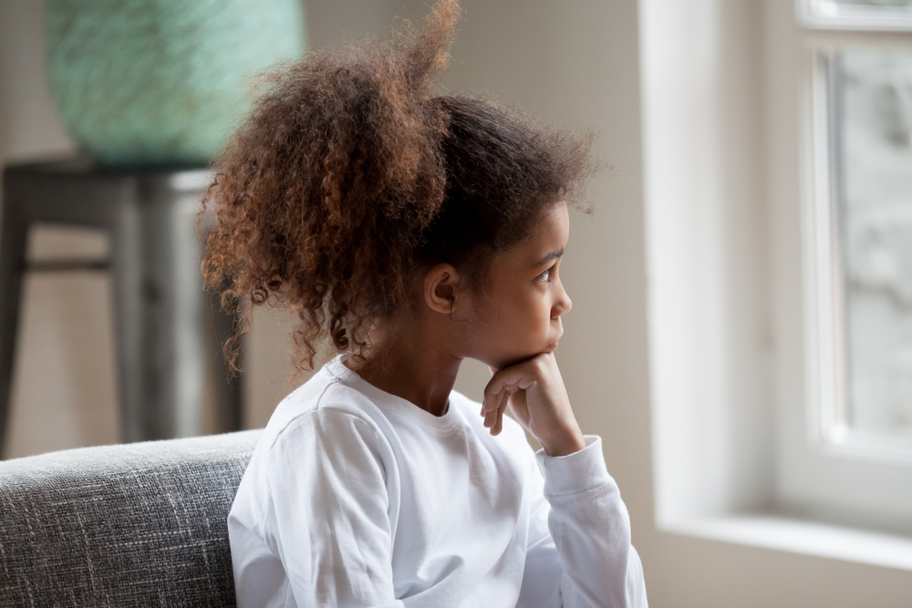 Identify the signs of Anxiety in children and teenagers and get them the help they need through onpsych